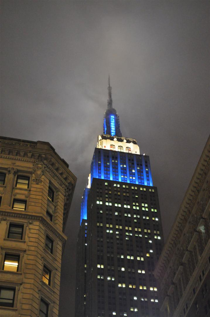 Empire State Building Is In Nyc Nice Try