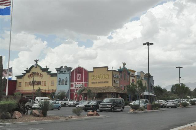 Pahrump town